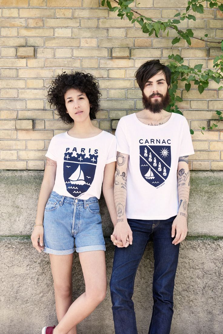 Capsule Petit Bateau x Konbini ☞ Plus de contenu sur www.milkmagazine.fr