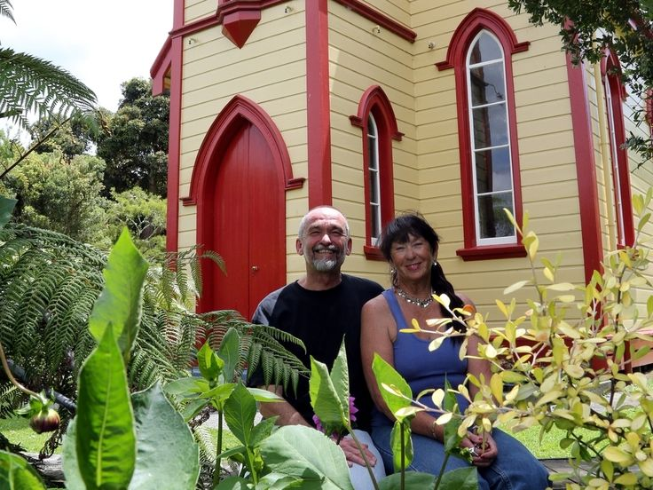 St Joseph's Church at Jerusalem on the Whanganui River is remarkable for its links to Suzanne Aubert and James K.Baxter, writer Linda Burgess says. - Wanganui Chronicle