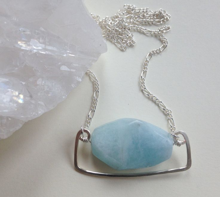 A personal favorite from my Etsy shop https://www.etsy.com/ca/listing/274379916/aquamarine-water-goddess