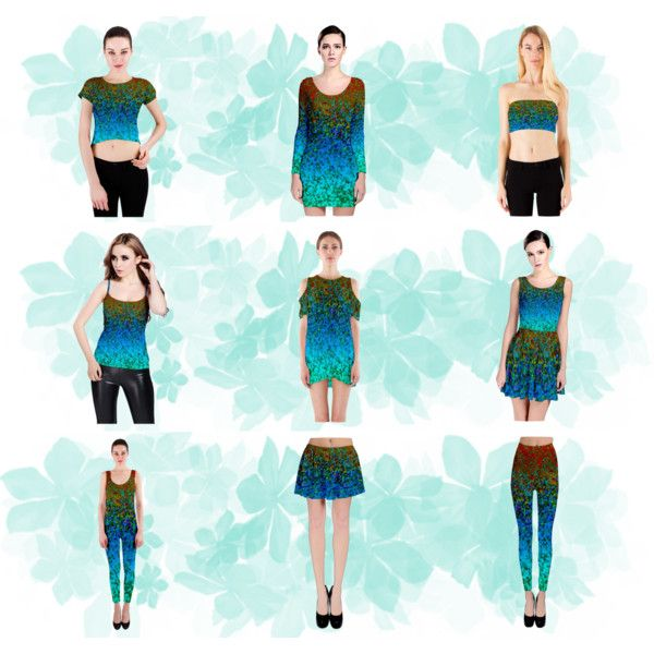 """Design """"Glitter Dust Background G178"""" by medusa81 on Polyvore http://www.pinkcess.com/filter/glitter-dust-background-g178  #pinkcess #medusa #medusagraphicart #blue #turquoise #orange #brown #Glitter #Dust #Bandeau #Top #Long #Sleeve #Bodycon #Dress #Mini #Skirt #Crew #Neck #Crop #Top #sparkly #bling"""