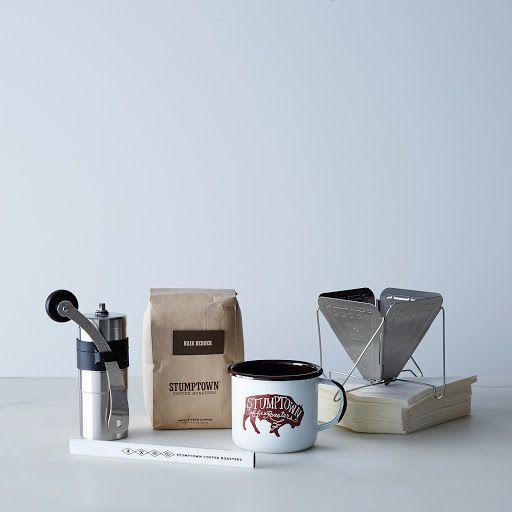 Stumptown Voyager Travel Coffee Kit on Food52