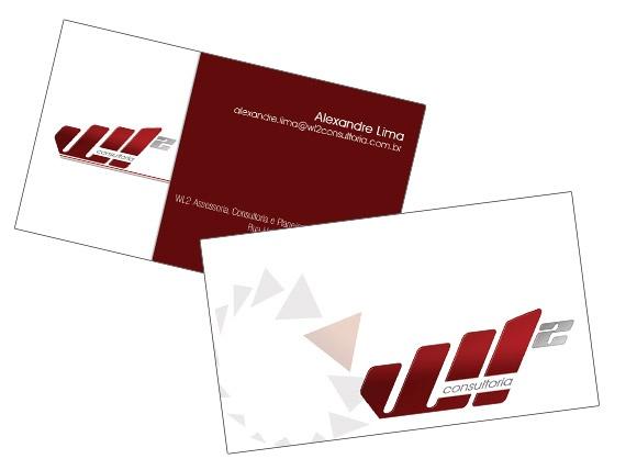 WL2 - Naming, Slogan e Identidade Corporativa completa