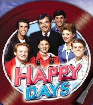 Happy Days tv show..think we all loved this show while growing up