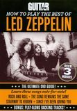 Guitar World: How to Play the Best of Led Zeppelin [DVD] [2010]