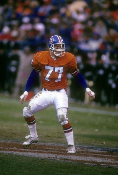 Karl Mecklenberg Denver Broncos