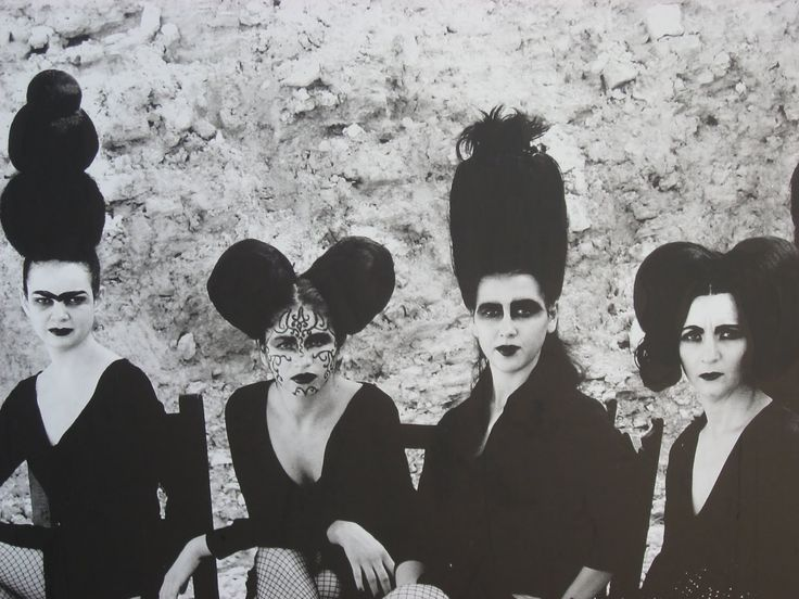 Fellini femme fatales!
