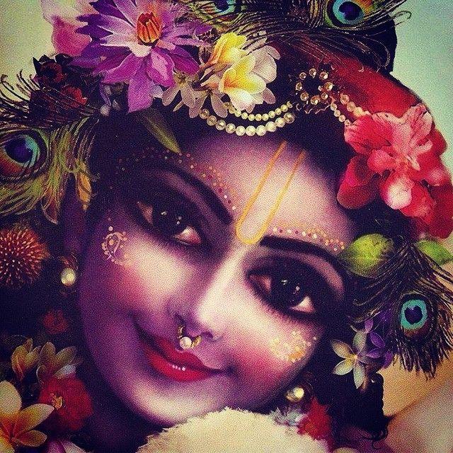 #krishna #beauty #beautiful #attractive #sweet #love #bliss #bhakti #yoga #spiritual #world #knowledge #iskcon #prabhupada #art #supreme #god #one #music #flowers #animals #vegetarianism #meditation #lord #harekrishna #eternal #infinite