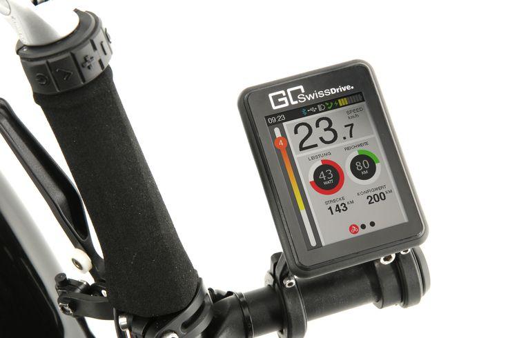 Go Swissdrive EVO: E-Bike-Antrieb bekommt Smartphone-Anbindung - http://www.ebike-news.de/go-swissdrive-evo-e-bike-antrieb-smartphone-anbindung/7450/