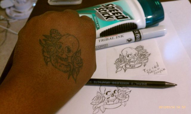 36 best tattoo transfer paper images on pinterest for Temporary tattoo tracing paper