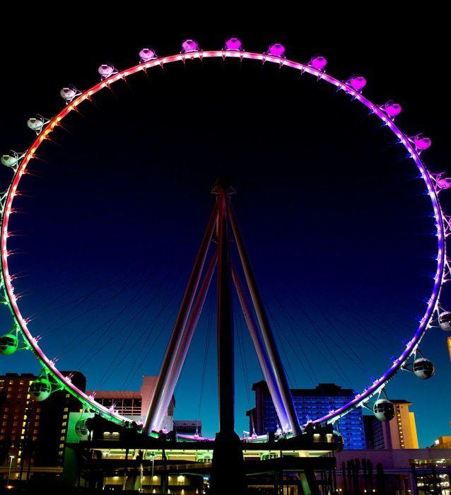 The High Roller in Las Vegas