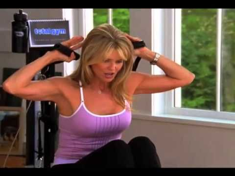 Do Pilates on the Total Gym with Christie Brinkley - Total Gym Pulse Health and Fitness Blog