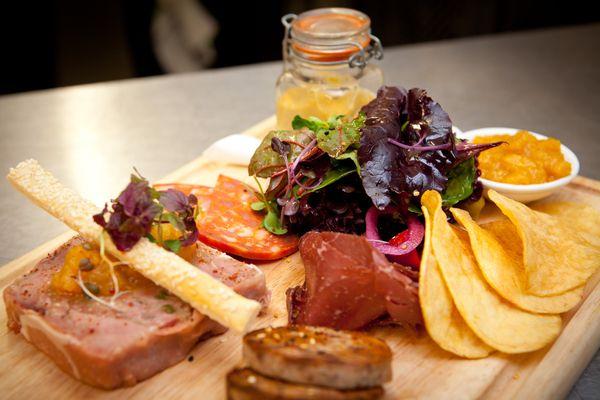 brasserie on the corner food - Google Search
