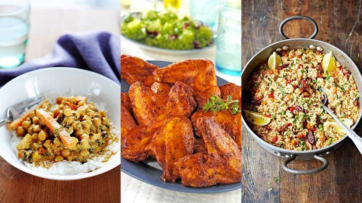 3 gyors csirkés vacsora, amit imádni fog a család http://www.nlcafe.hu/gasztro/20151117/csirke-recept-gyors-vacsora/
