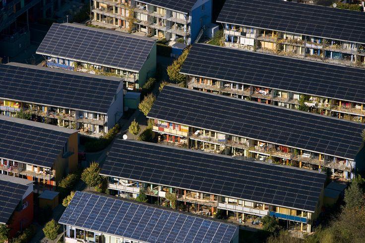 Les villes sont devenues un lieu majeur d'expérimentation écologique. C'est l'écologie urbaine.