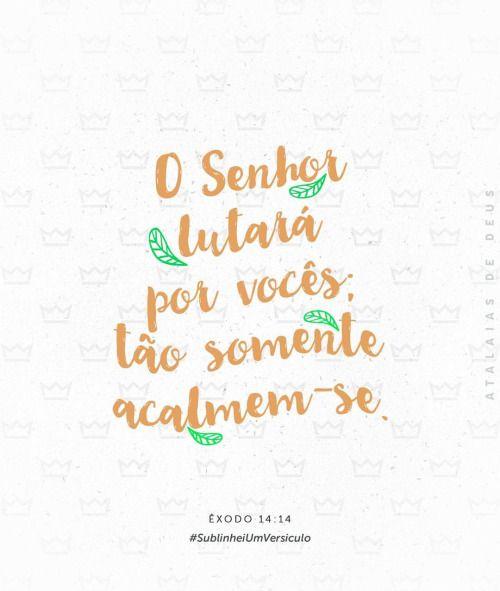 o melhor de tudo é saber que não estamos sozinhos :') #SublinheiUmVersiculo #AtalaiasDeDeus