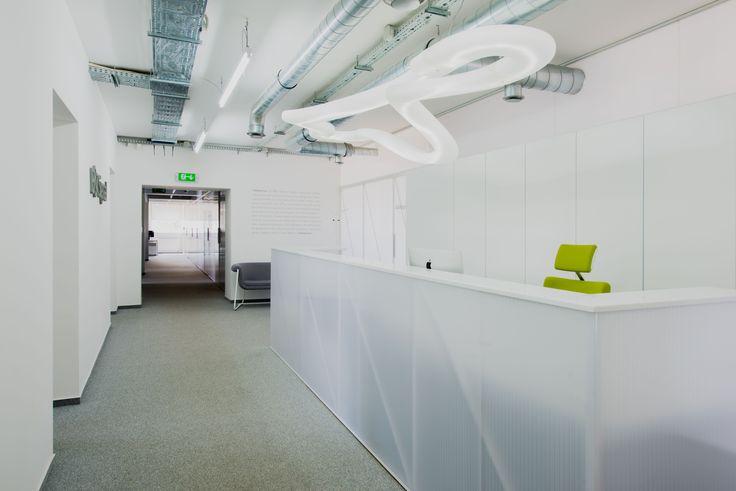 B&T SKYRISE biuro informatyczne/B&T SKYRISE – It office