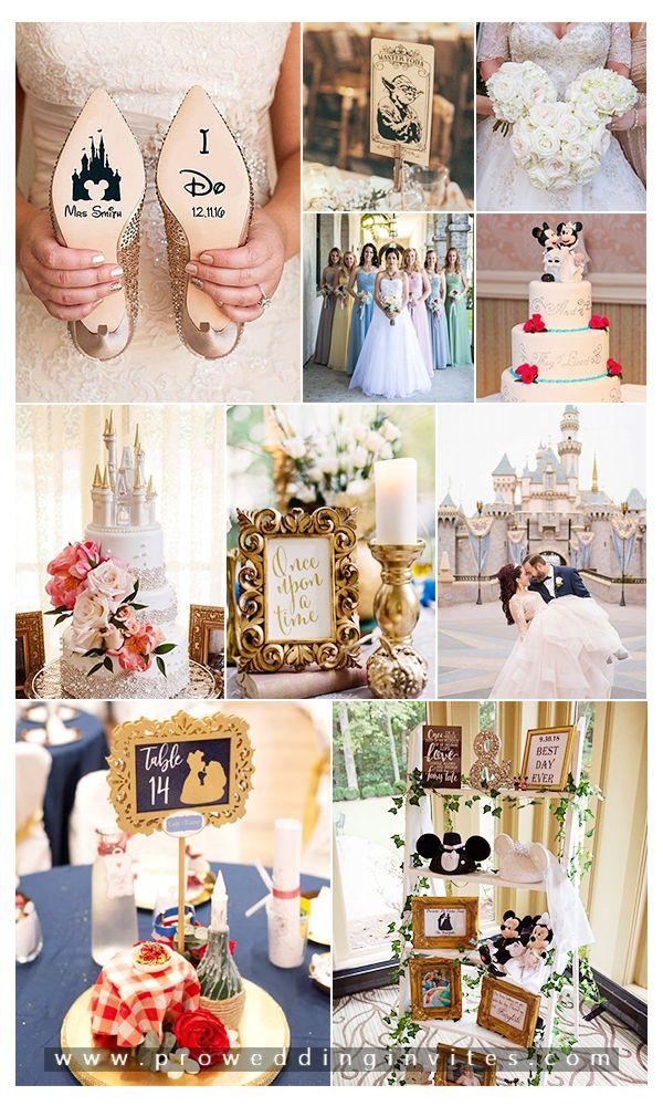 Disney Fairy Tale Weddings That You Will Love In 2020 Disney Wedding Decorations Disneyland Wedding Disney Princess Wedding