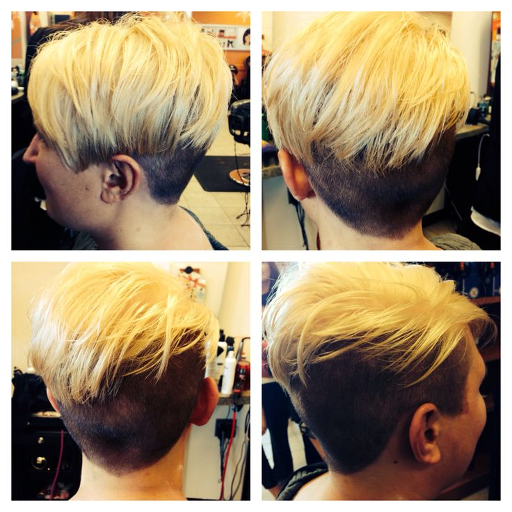 17 Best Images About Two Tone Hair On Pinterest Bobs