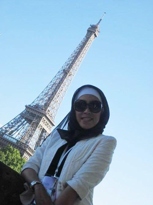 Perjalanan ke Paris GRATIS dari Oriflame Gold Conference 2012
