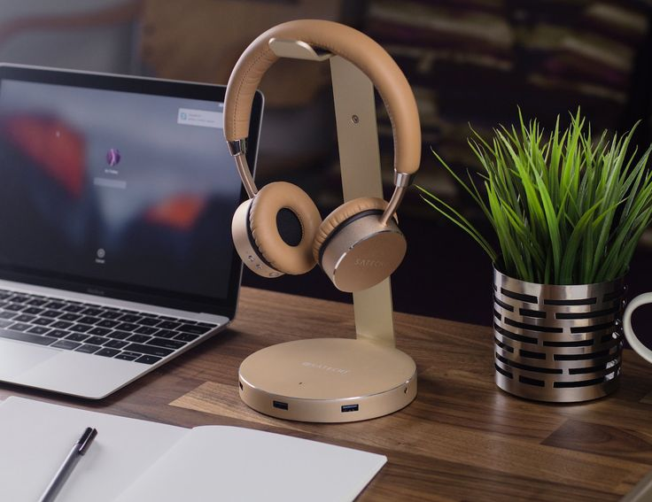 Connecting to your device via Bluetooth, these luxurious headphones produce premium sound for crystal clear listening.