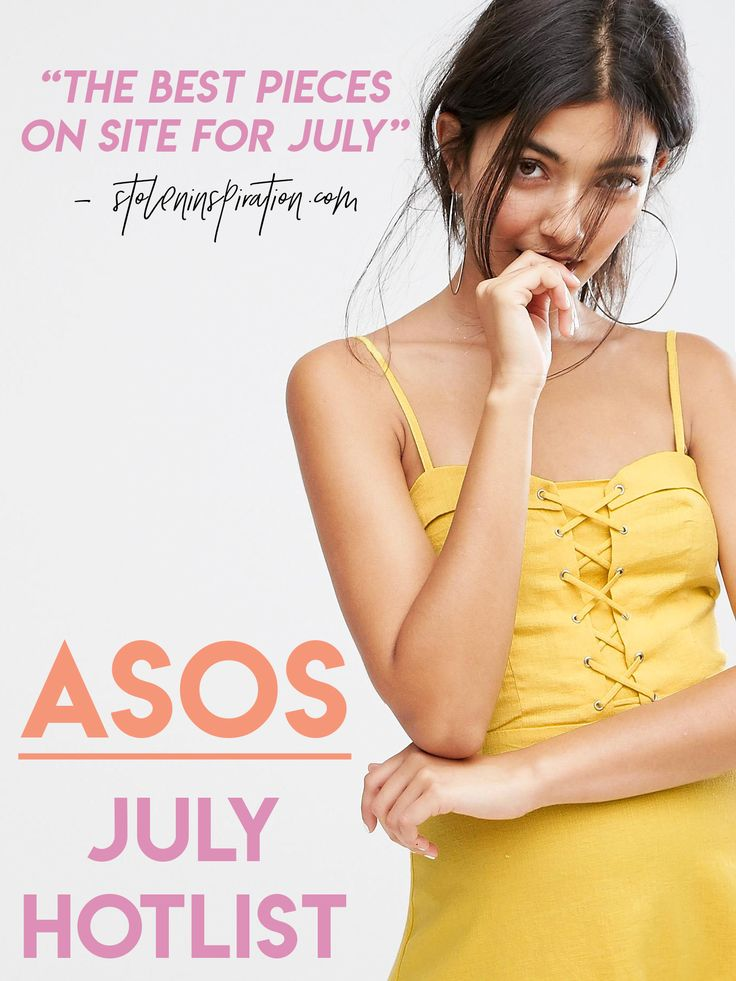 The best pieces on ASOS you need right now!