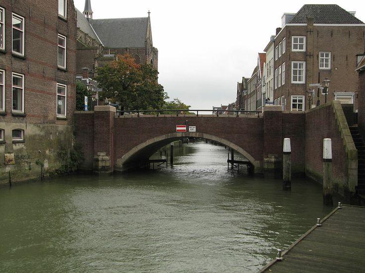 Leuvebrug in Dordrecht