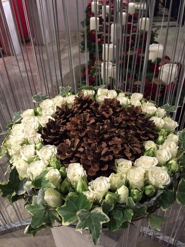 Christmas Floral Design