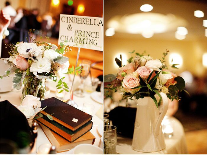 in lieu of wedding reception table numbers famous couples from literature
