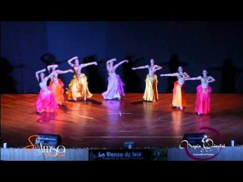 Fusión Samba Arabe - Danza Arabe en Cali