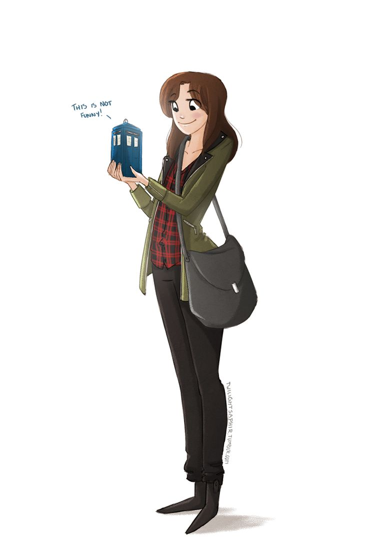 Doctor Who - Clara and The Doctor