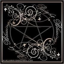 wicca pentagram