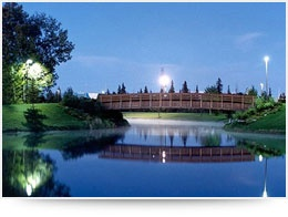 Bower Ponds   Red Deer, AB Canada