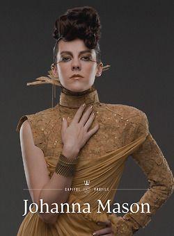 Capitol Couture: Johanna Mason