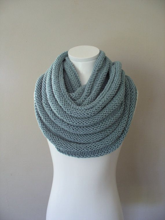 Snood Knitting Pattern Double Knit : 1000+ images about Snood on Pinterest