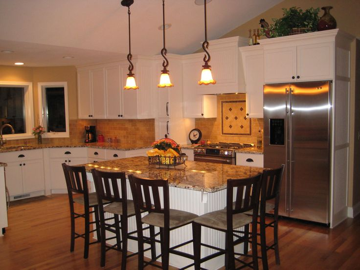 Split level homes before and after before after for Kitchen designs for split level homes