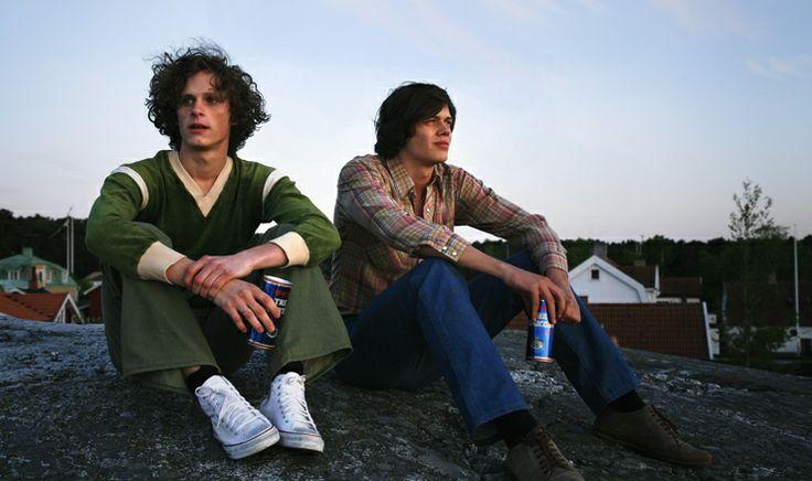 två favvisar i ett ♥ ♥ ♥ Adam Pålsson and Bill Skarsgård :: Behind Blue Skies ::