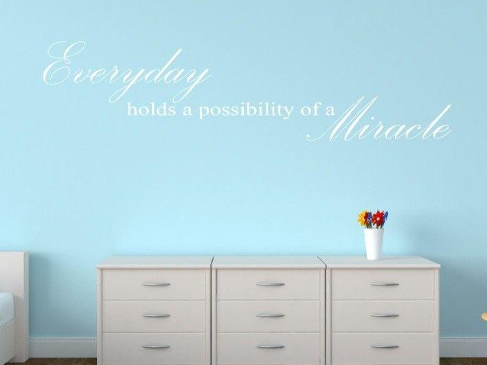 Everyday Miracle | stuckon.com.au