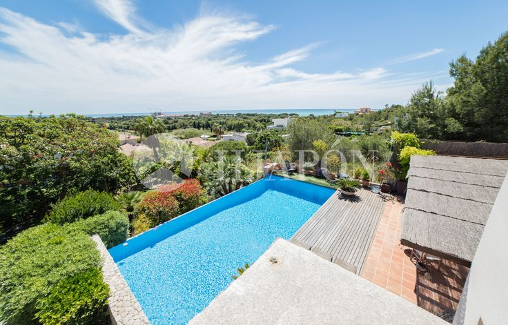 """THE MOST EXCLUSIVE PROPERTIES IN BARCELONA  AND ON THE COAST OF MARESME ARE IN THE """"SAMURAI PALACE"""""""