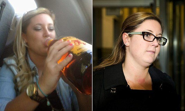 Kathryn Knott gets jail for group attack on gay Philadelphia couple | Daily Mail Online