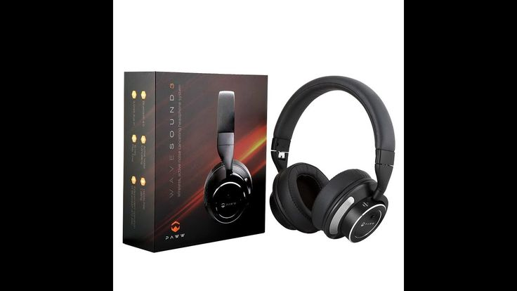 Best Active Noise Cancelling Headphones Review   Paww WaveSound 3 Foldable Travel Bluetooth Headset https://www.youtube.com/watch?v=UwMwe880-pk