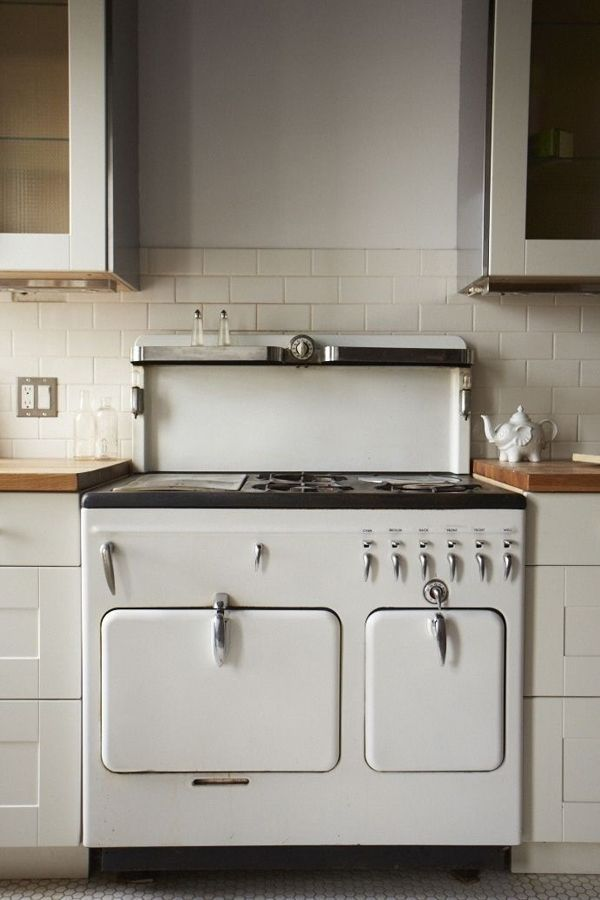 10 Of The Most Beautiful Kitchen Stoves