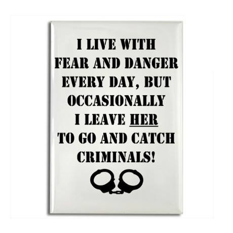 Police Wife...hilarious!
