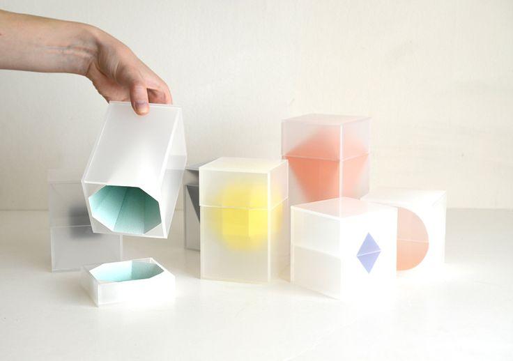Packaging memories - Tove Jeppsson-Bohlin