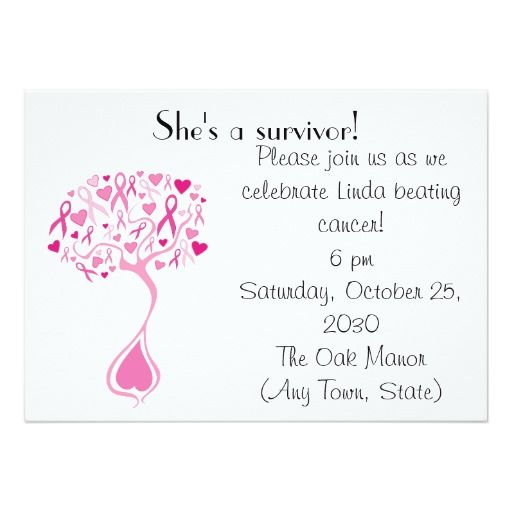 explore cancer survivor party