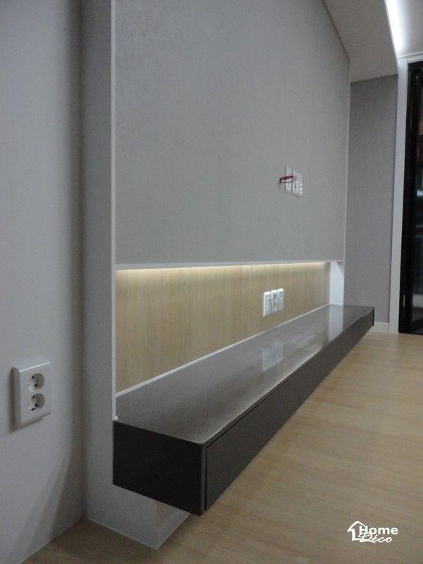 대전 성남동 효촌마을 아파트 인테리어-32평 거실 리모델링안녕하세요 홈데코 인테리어입니다 오늘 소개해...