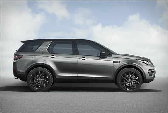 Yep, I like this too!  LAND ROVER DISCOVERY SPORT