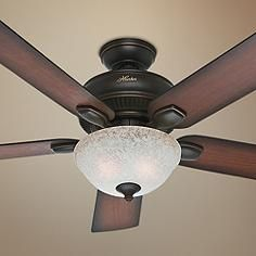 The 25 best hunter outdoor ceiling fans ideas on pinterest a rich onyx bengal motor finish is handsomely complemented by reversible burnished alderalder finish blades in this hunter ceiling fan design aloadofball Image collections