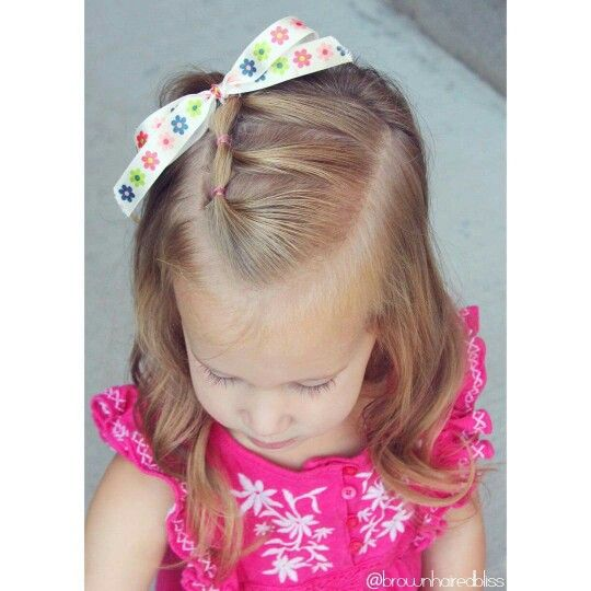 Hairstyles For Toddlers Enchanting 15 Best Aimee Harper Images On Pinterest  Child Hairstyles Kid