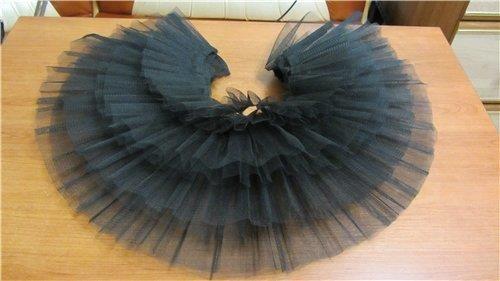 Юбка пачка для балета и пуанты