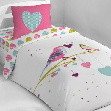 8 best linge de lit enfant et b b images on pinterest for Dans nos coeurs 85